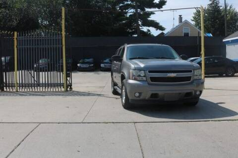 2009 Chevrolet Tahoe for sale at F & M AUTO SALES in Detroit MI