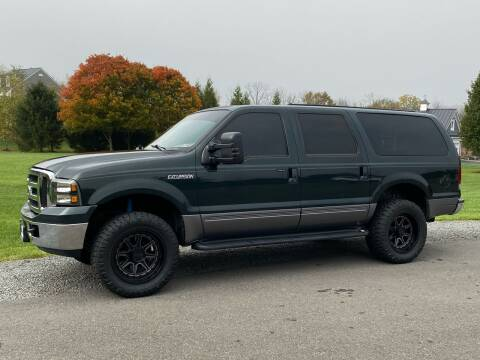 2002 Ford Excursion for sale at Blue Line Motors in Winchester VA
