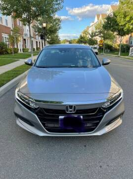 2019 Honda Accord for sale at Pak1 Trading LLC in South Hackensack NJ