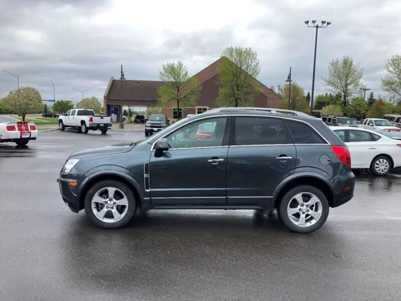 2013 Chevrolet Captiva Sport for sale at ROSSTEN AUTO SALES in Grand Forks ND