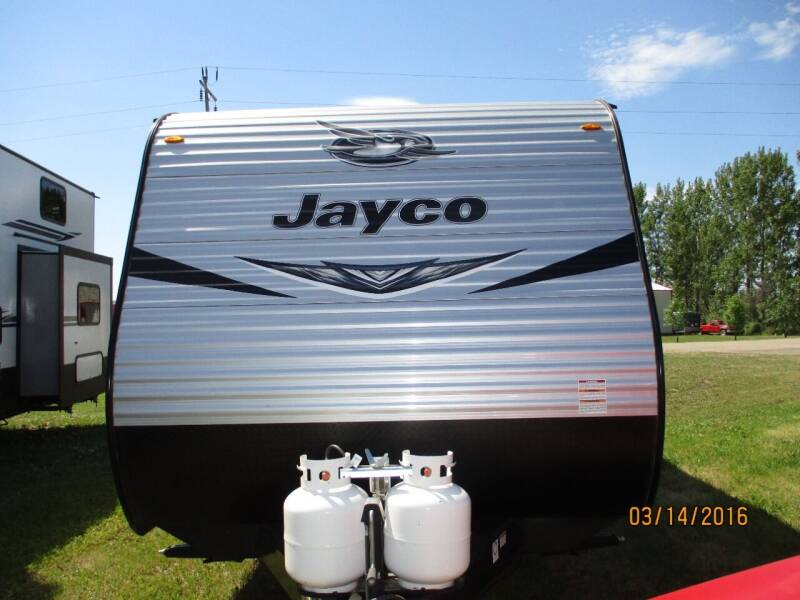 2020 Jayco Jay flight slx 264 BH for sale at Lakota RV - New Park Trailers in Lakota ND