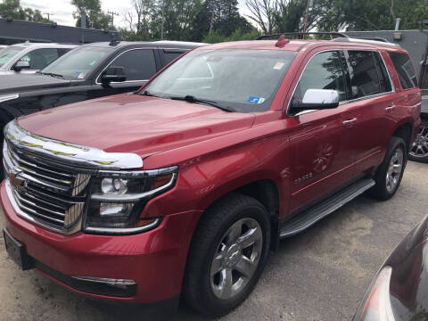 2015 Chevrolet Tahoe for sale at Champs Auto Sales in Detroit MI