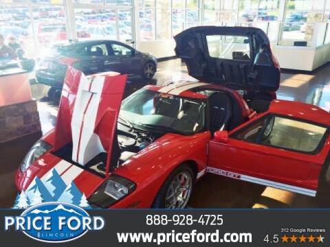 2006 Ford GT for sale at Price Ford Lincoln in Port Angeles WA