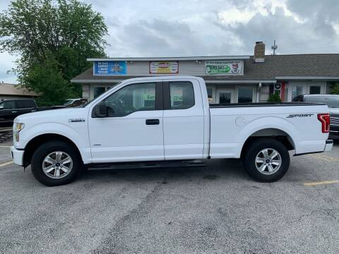 2016 Ford F-150 for sale at Revolution Motors LLC in Wentzville MO