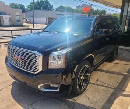 2015 GMC Yukon for sale at Suzuki of Tulsa - Global car Sales in Tulsa OK