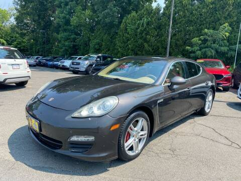 2010 Porsche Panamera for sale at Bloomingdale Auto Group in Bloomingdale NJ