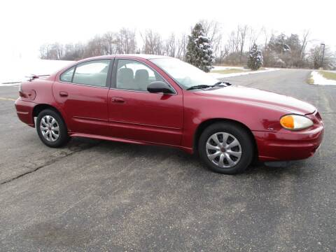 2005 Pontiac Grand Am for sale at Crossroads Used Cars Inc. in Tremont IL