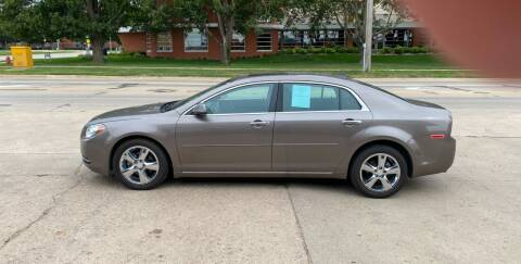 2012 Chevrolet Malibu for sale at Mulder Auto Tire and Lube in Orange City IA