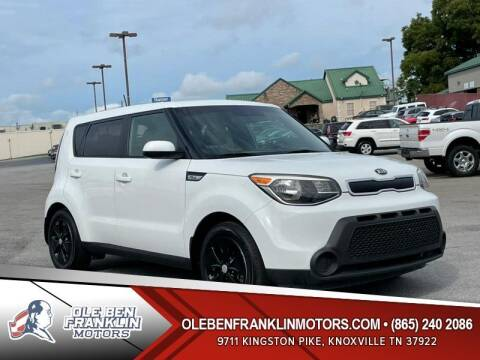 2016 Kia Soul for sale at Ole Ben Franklin Motors Clinton Highway in Knoxville TN