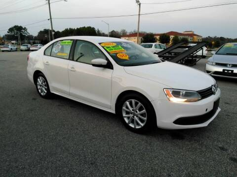 2012 Volkswagen Jetta for sale at Kelly & Kelly Supermarket of Cars in Fayetteville NC