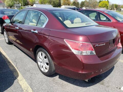 2008 Honda Accord for sale at Autobahn Motor Group in Willow Grove PA