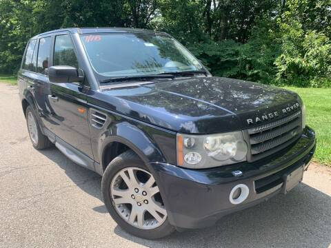 2006 Land Rover Range Rover Sport for sale at Trocci's Auto Sales in West Pittsburg PA