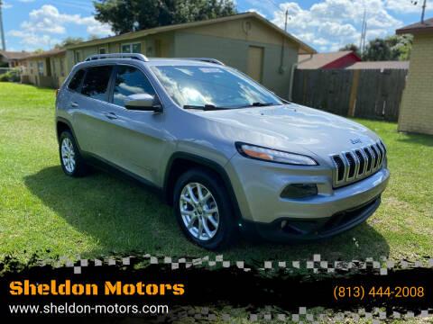 2014 Jeep Cherokee for sale at Sheldon Motors in Tampa FL