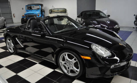 2006 Porsche Boxster for sale at Podium Auto Sales Inc in Pompano Beach FL