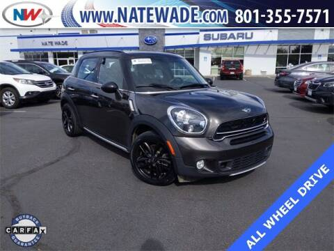2015 MINI Countryman for sale at NATE WADE SUBARU in Salt Lake City UT
