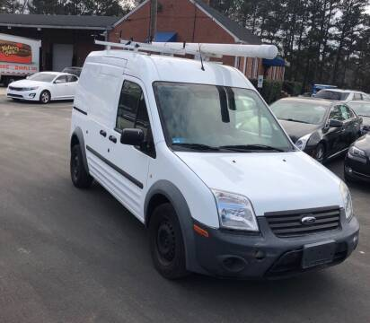 2013 Ford Transit Connect for sale at Complete Auto Center , Inc in Raleigh NC