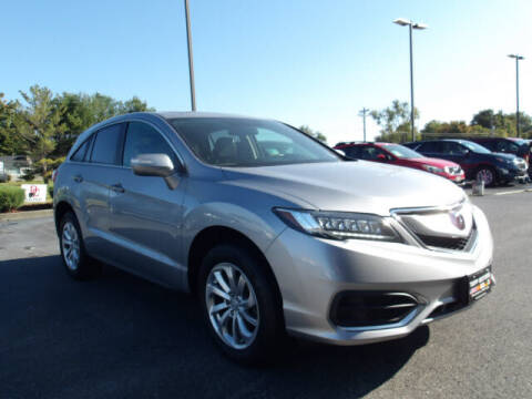 2017 Acura RDX for sale at TAPP MOTORS INC in Owensboro KY