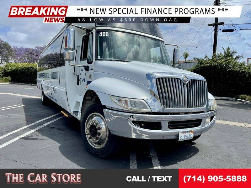 2007 International 3200 for sale at The Car Store in Santa Ana CA