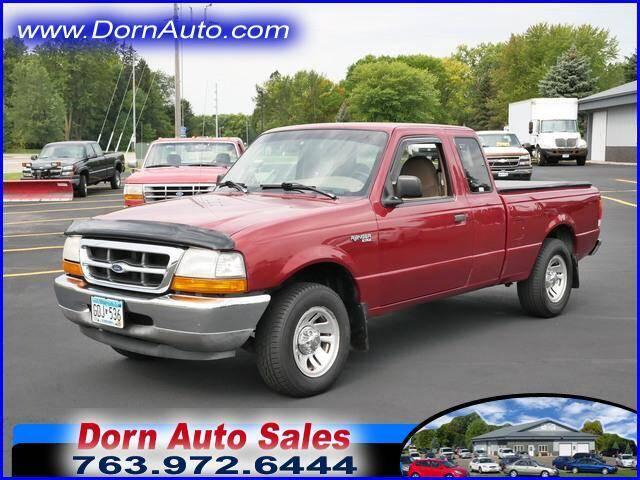 1999 Ford Ranger for sale at Jim Dorn Auto Sales in Delano MN