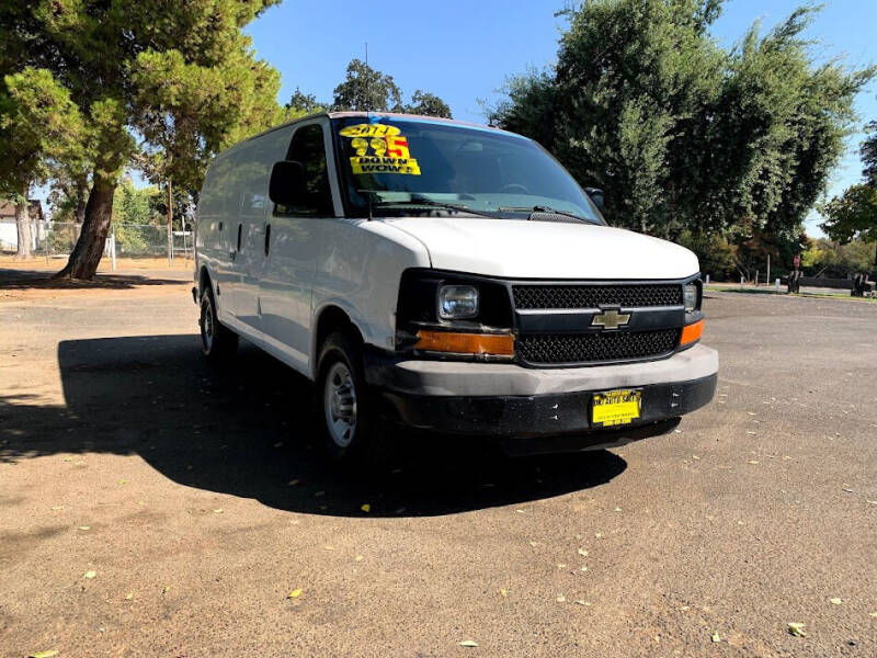 2014 Chevrolet Express Cargo for sale at D & I Auto Sales in Modesto CA
