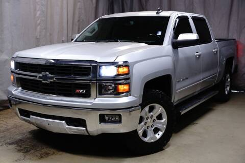 2015 Chevrolet Silverado 1500 for sale at Fincher's Texas Best Auto & Truck Sales in Houston TX