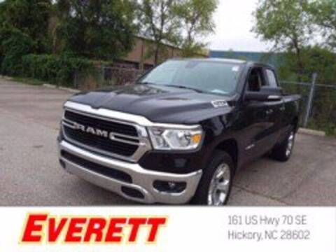 2020 RAM Ram Pickup 1500 for sale at Everett Chevrolet Buick GMC in Hickory NC