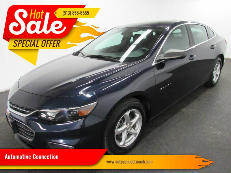 2017 Chevrolet Malibu for sale at Automotive Connection in Fairfield OH