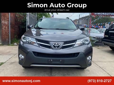2014 Toyota RAV4 for sale at Simon Auto Group in Newark NJ