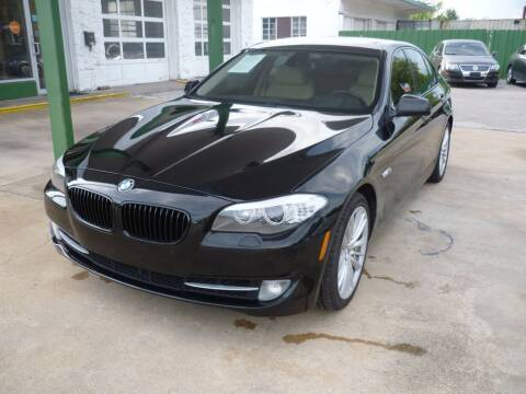 2011 BMW 5 Series for sale at Auto Outlet Inc. in Houston TX