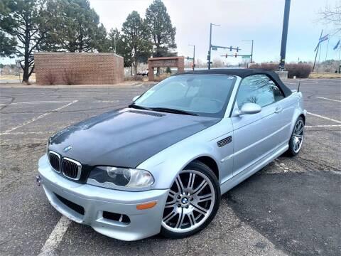 2003 BMW M3 for sale at CarDen in Denver CO