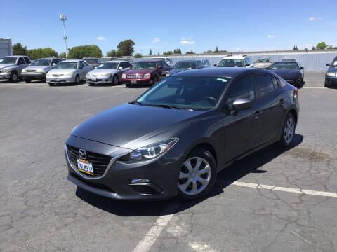 2016 Mazda MAZDA3 for sale at My Three Sons Auto Sales in Sacramento CA