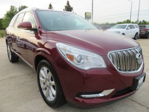 2015 Buick Enclave for sale at Import Exchange in Mokena IL