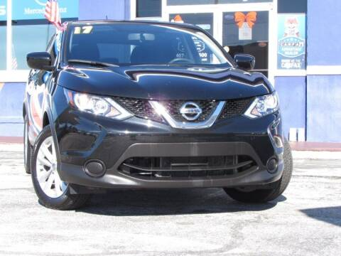2017 Nissan Rogue Sport for sale at VIP AUTO ENTERPRISE INC. in Orlando FL