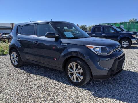 2015 Kia Soul for sale at BERKENKOTTER MOTORS in Brighton CO