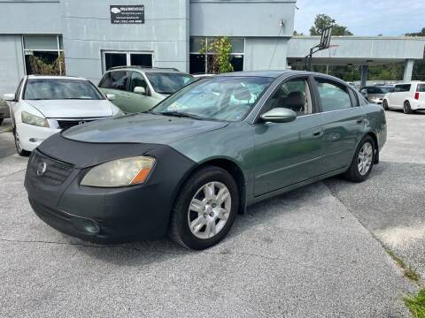 2005 Nissan Altima for sale at Popular Imports Auto Sales in Gainesville FL