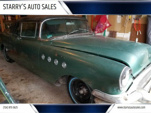 1955 Buick Super for sale at STARRY'S AUTO SALES in New Alexandria PA