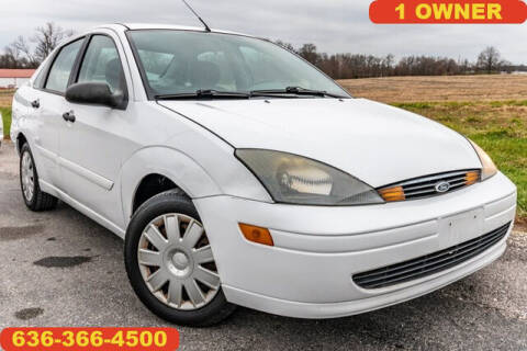 2004 Ford Focus for sale at Fruendly Auto Source in Moscow Mills MO