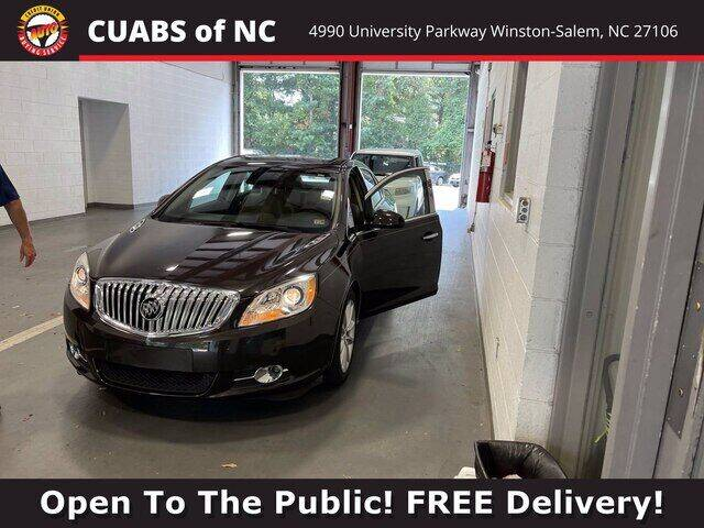 2016 Buick Verano for sale at Summit Credit Union Auto Buying Service in Winston Salem NC