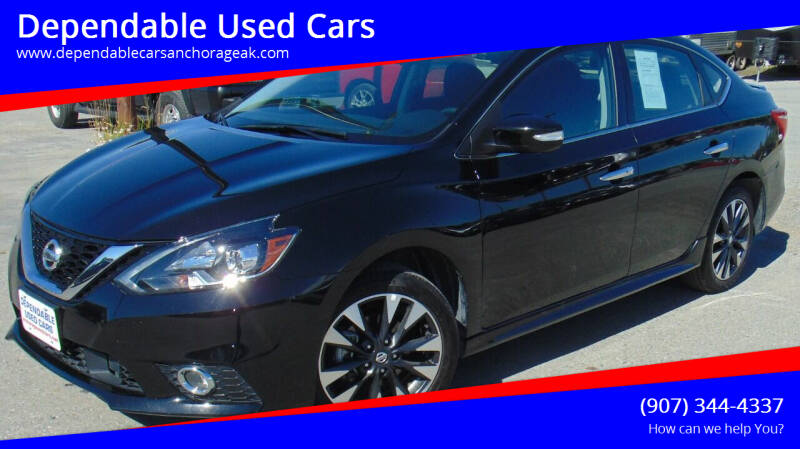 2019 Nissan Sentra for sale at Dependable Used Cars in Anchorage AK