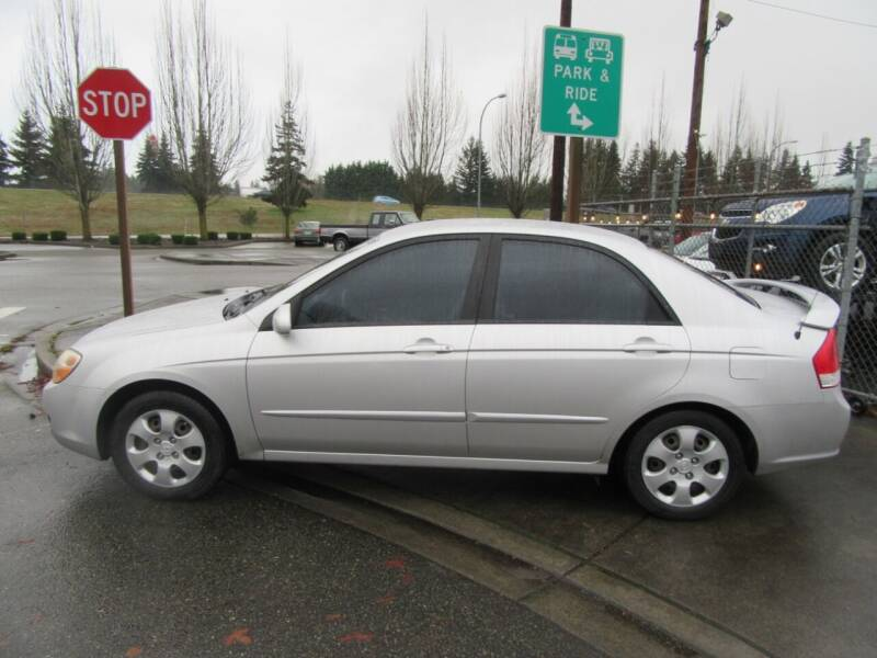 2008 Kia Spectra for sale at Car Link Auto Sales LLC in Marysville WA
