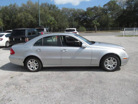 2004 Mercedes-Benz E-Class for sale at Orlando Auto Motors INC in Orlando FL