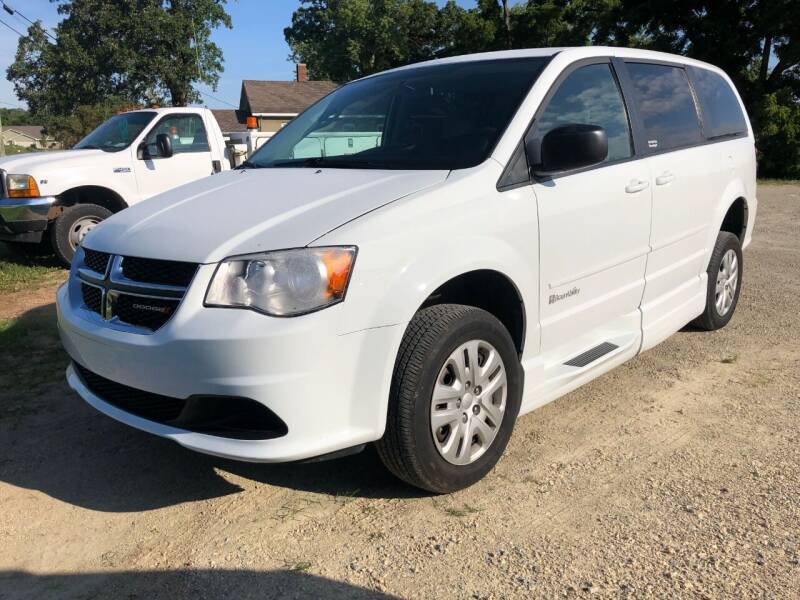 2017 Dodge Grand Caravan for sale at Dependable Auto in Fort Atkinson WI