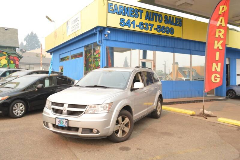 2010 Dodge Journey for sale at Earnest Auto Sales in Roseburg OR