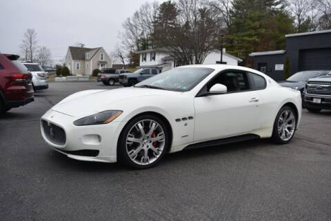 2012 Maserati GranTurismo for sale at AUTO ETC. in Hanover MA