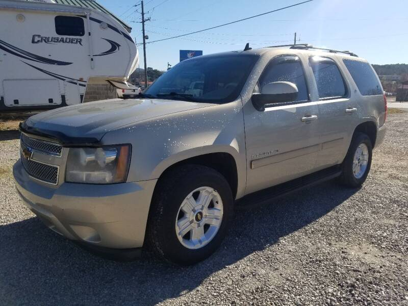 2009 Chevrolet Tahoe for sale at Arkansas Wholesale Auto Sales in Hot Springs AR