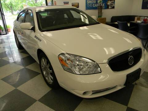 2006 Buick Lucerne for sale at Lindenwood Auto Center in St.Louis MO