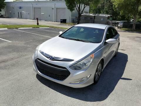 2013 Hyundai Sonata Hybrid for sale at Best Price Car Dealer in Hallandale Beach FL