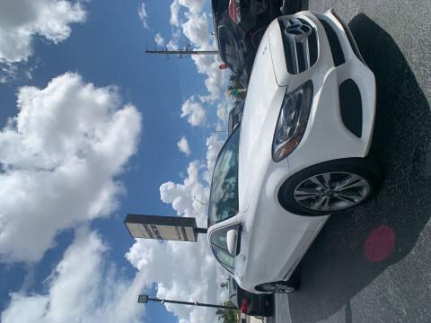 2017 Mercedes-Benz C-Class for sale at Miami Vice Auto Sales in Miami FL