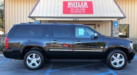 2012 Chevrolet Suburban for sale at Butler Enterprises in Savannah GA