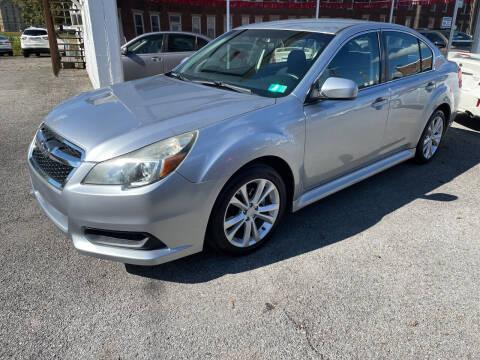 2013 Subaru Legacy for sale at Turner's Inc - Main Avenue Lot in Weston WV